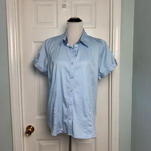 Van Heusen Fitted Shirt. Size XXL
